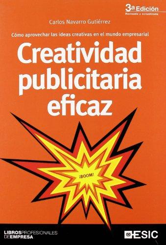 9788473566636: Creatividad publicitaria eficaz (Libros profesionales)