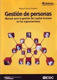 9788473566933: Gestion de personas. Manual para la gestion del capital humano en las organizaciones