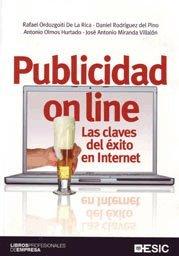 9788473567039: Publicidad on line: Las claves del éxito en Internet (Libros profesionales)
