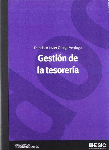 9788473567381: Gestión de la tesorería (Cuadernos de documentación)