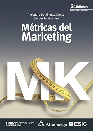 9788473567732: Métricas del marketing (Spanish Edition)