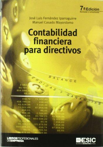9788473568029: Contabilidad financiera para directivos (Libros profesionales)