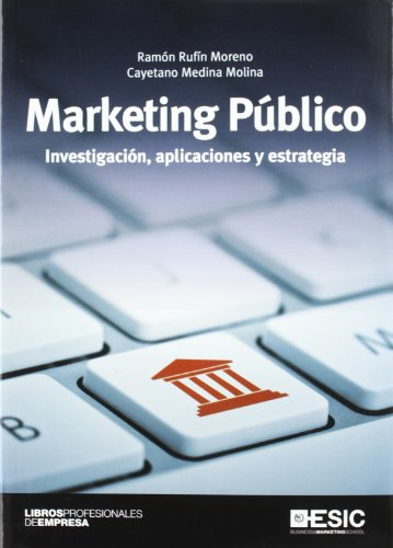 MARKETING PÚBLICO: RUFÍN MORENO, RAMÓN;MEDINA