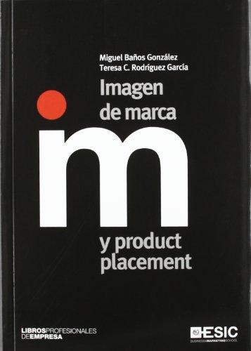 9788473568371: Imagen de marca y product placement (Libros profesionales)