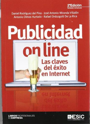 9788473568494: Publicidad on line. Las claves del éxito en Internet