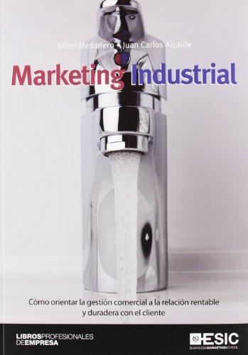 9788473568609: Marketing industrial (Libros profesionales)