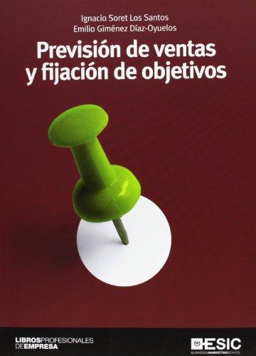 9788473569170: Previsión De Ventas Y Fijación De Objetivos (Libros profesionales)
