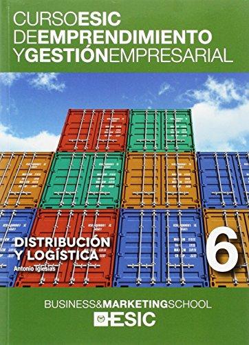 Distribución y logística: Iglesias López, Antonio Luis