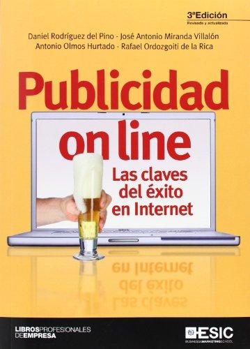 9788473569941: Publicidad on line (3ª ed.) (Libros profesionales)