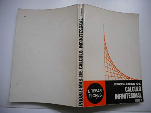 9788473600194: Problemas de calculo infinitesimal, tomo II