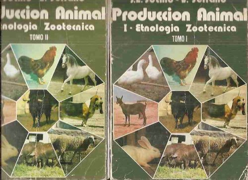 9788473600613: Produccion animal : etnologia zootecnica.
