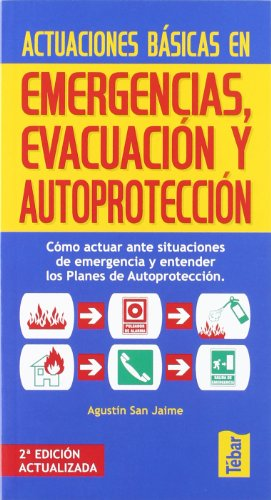 9788473603522: ACTUACIONES BASICAS EN EMERGENC