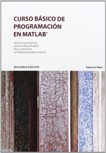 9788473605205: Curso basico de programacion en matlab