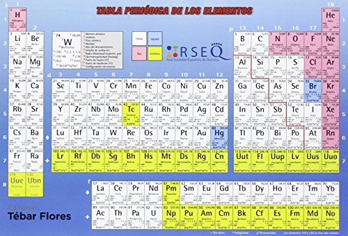 9788473605601 tabla periodica de los elementos 2016 abebooks 9788473605601 tabla periodica de los elementos 2016 urtaz Image collections
