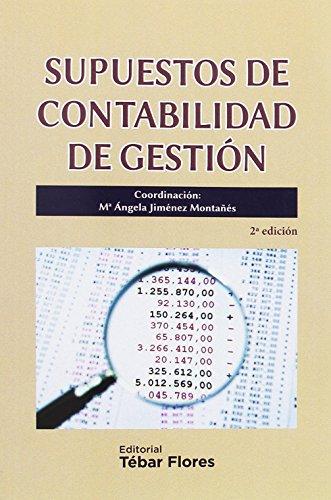 9788473605816: Supuestos de contabilidad de gestión