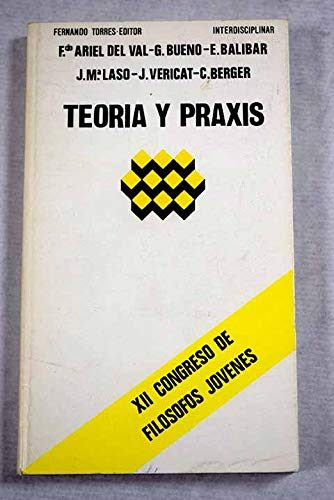Teoría y Praxis: Balibar, Etienne