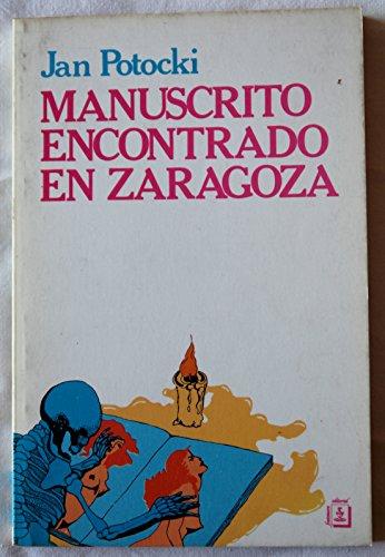 Manuscrito encontrado en Zaragoza: Jan Potocki