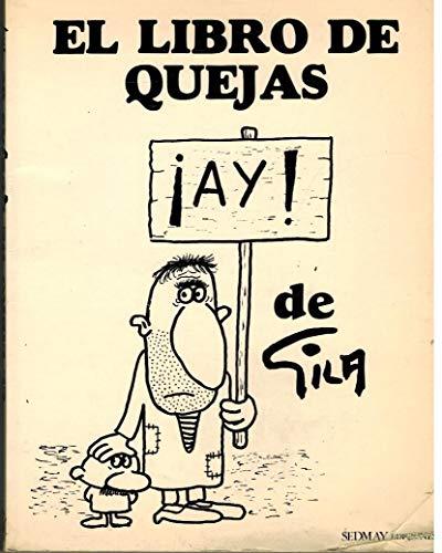 9788473800655: El libro de quejas (Spanish Edition)