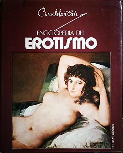 9788473801126: Enciclopedia del erotismo 4 tomos