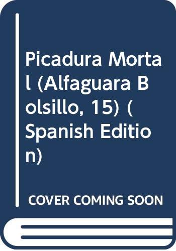 9788473803939: Picadura mortal