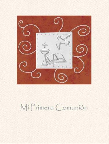 9788473811811: Libro Recuerdo de MI PRIMERA COMUNION Luxury