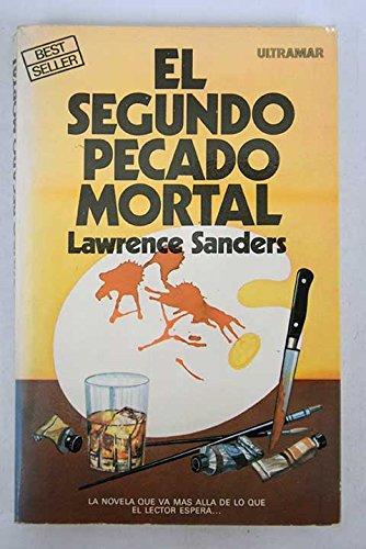 9788473861861: EL SEGUNDO PECADO MORTAL