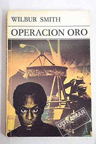 9788473862042: Operación oro