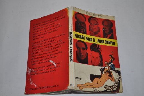 9788473880305: España para ti para siempre (Spanish Edition)