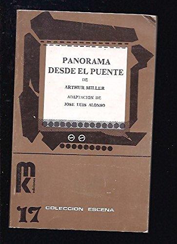 9788473890144: Panorama Desde El Puente (Spanish Edition)