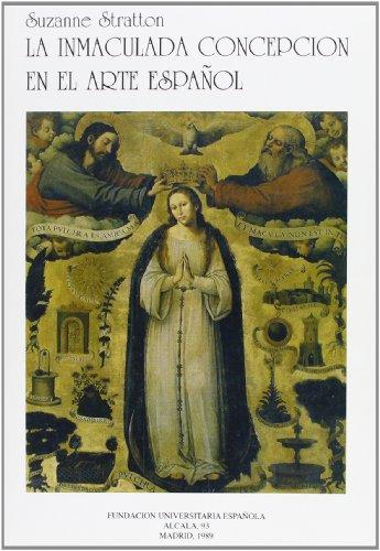 9788473923132: La inmaculada Concepción en el arte español