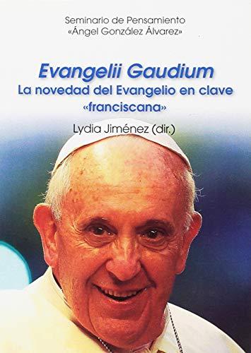 9788473928632: Evangelii Gaudium. La novedad del evangelio en clave franciscana (MONOGRAFIAS)