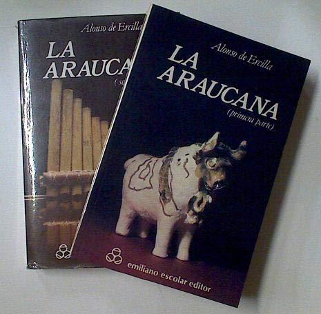 9788473931380: La araucana: obra completa los clasicos
