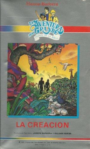 9788474002539: La Creacion / The Creation [VHS]