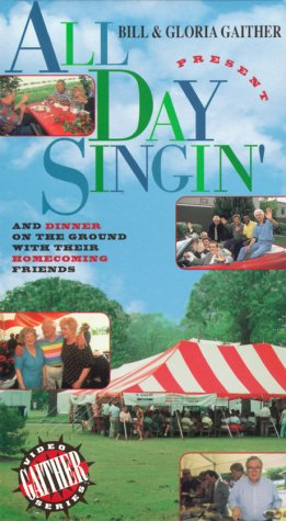 9788474004366: All Day Singin and Dinner on the Ground [VHS]