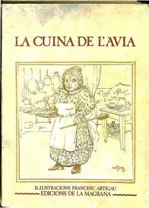 9788474100471: La cuina de la avia (OTROS LA MAGRANA) (Catalan Edition)