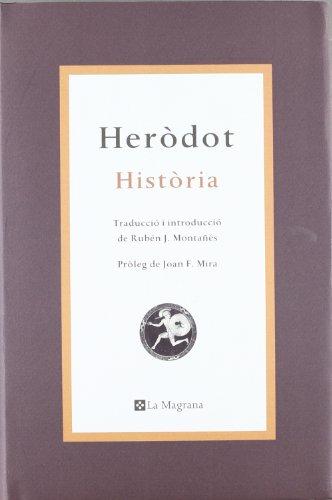 9788474104028: Herodot: 001 (OTROS LA MAGRANA)