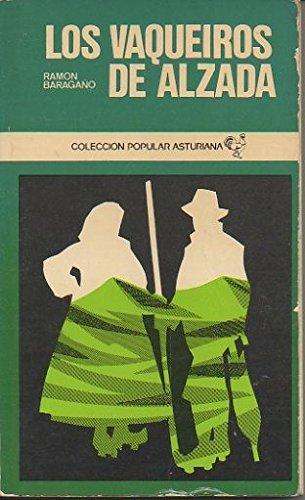 9788474110265: Los vaqueiros de alzada (Colección popular asturiana)