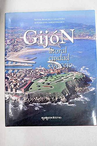 Gijon: Litoral, Ciudad, Concejo: Carantona, Francisco;Villaboy, Nardo