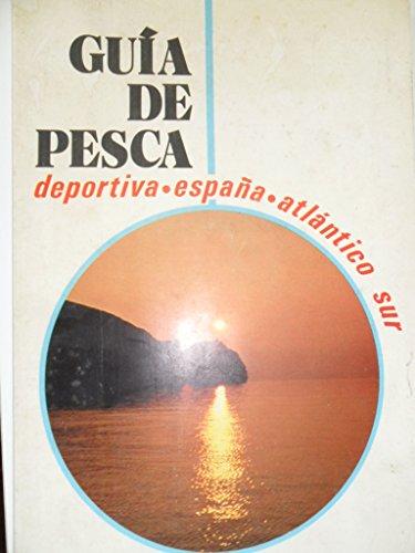 Guia De Pesca Deportiva: Atlantico Sur: Miguel Massuti Oliver