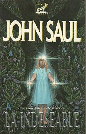 La Indeseable (Spanish Edition) (8474171350) by John Saul