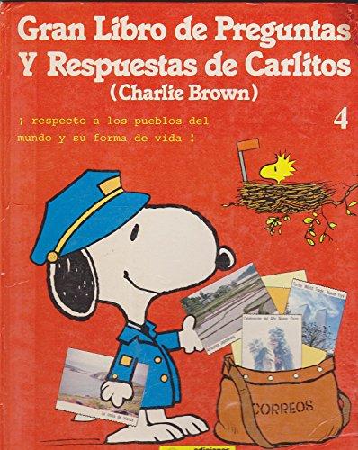Gran Libro De Preguntas Y Respuestas De Carlitos (Spanish Edition)