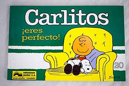 9788474196986: Carlitos ¡eres perfecto!
