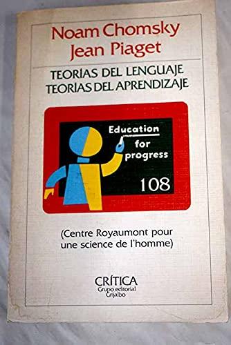 Psicología, Lógica y Comunicación - Epistemología Genética: Piaget, Jean -