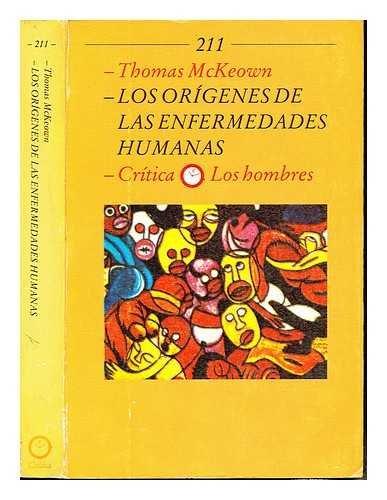 9788474234558: Los origenes de las enfermedades humanas