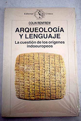 9788474234671: Arqueología y lenguaje. La cuestión de los orígenes europeos (ZAPPC)