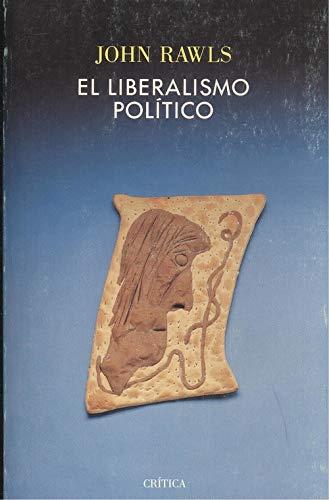 9788474236644: LIBERALISMO POLITICO (CRITICA).