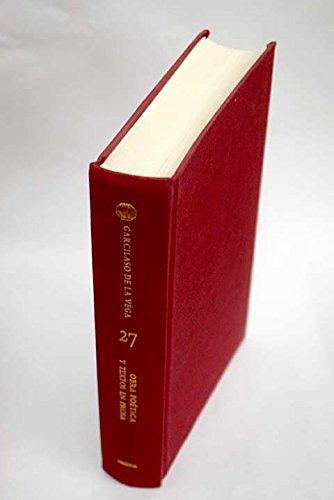 9788474237146: Obra poetica;y textos en prosa