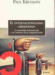 9788474238099: El Internacionalismo Moderno (Spanish Edition)