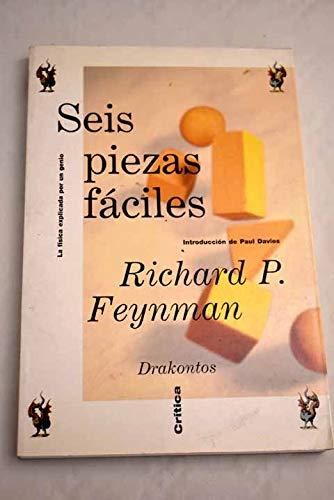 9788474238716: SEIS PIEZAS FACILES