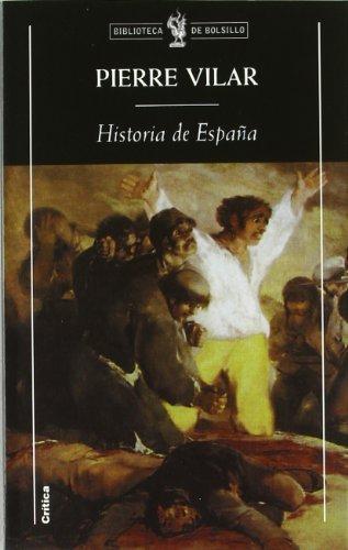 9788474239492: Historia de España (Biblioteca de Bolsillo)